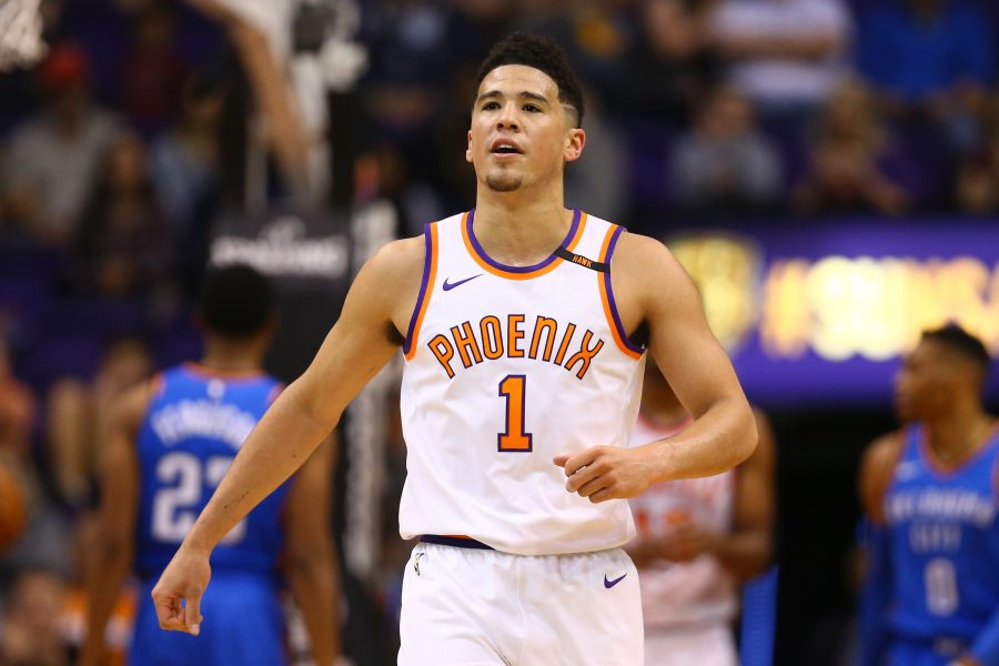 Devin Booker Suns Rumors Coaching Search Knight Hoops