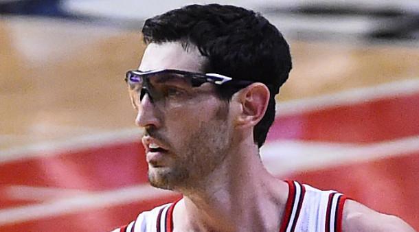 Kirk Hinrich Goggles