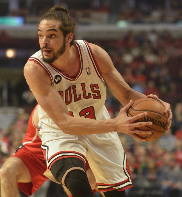 Nuggets Rumors: Central Notes: Bulls, Noah, West, James