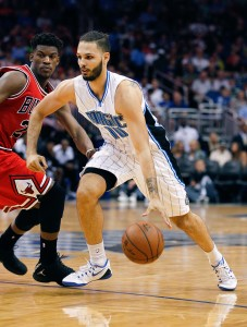 NBA: Chicago Bulls at Orlando Magic