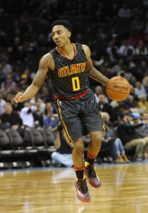 NBA: Atlanta Hawks at Charlotte Hornets