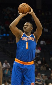 Kevin Seraphin vertical