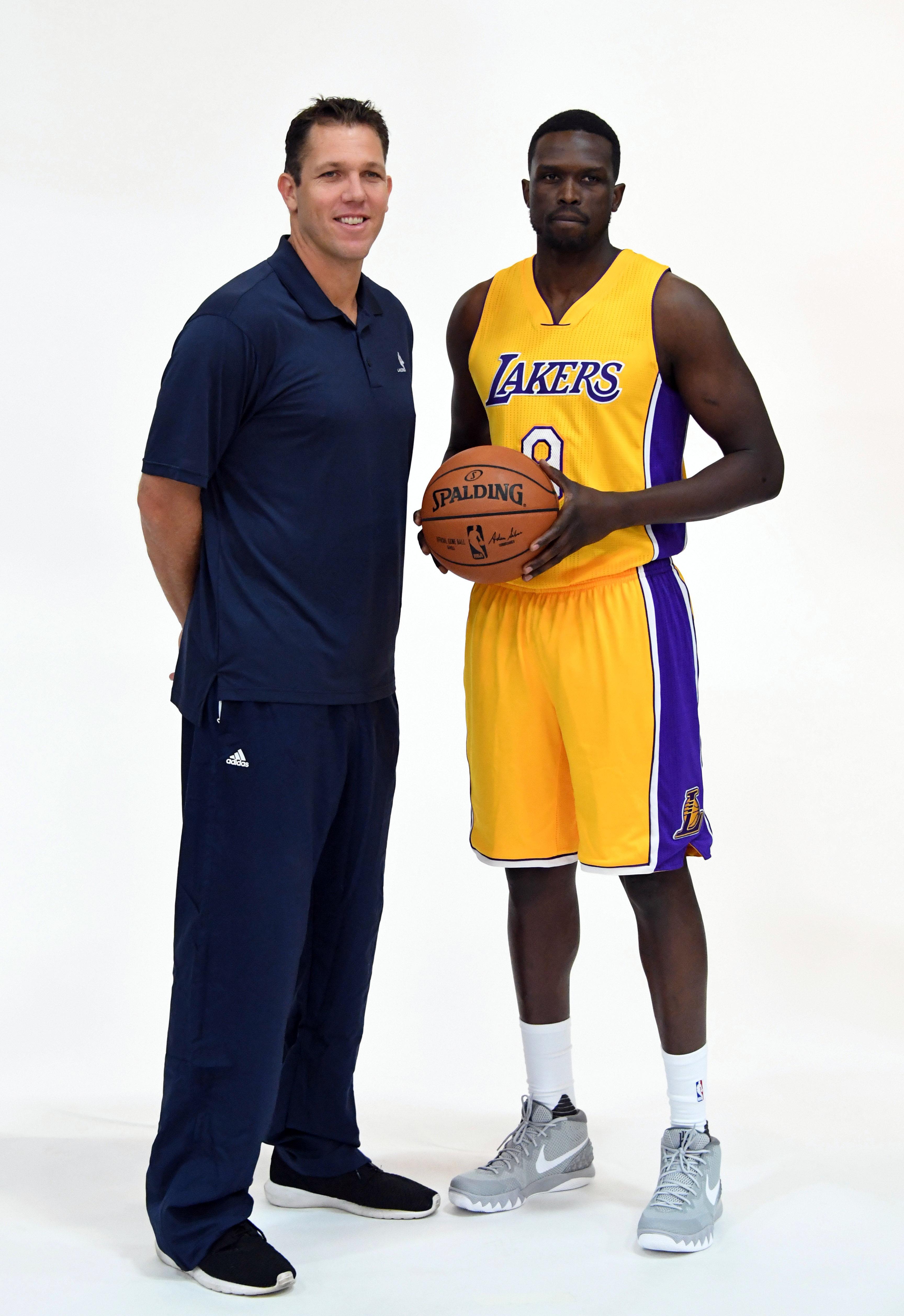 Offseason In Review Los Angeles Lakers Hoops Rumors