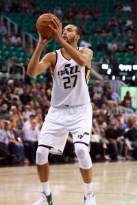 NBA: Preseason-Phoenix Suns at Utah Jazz