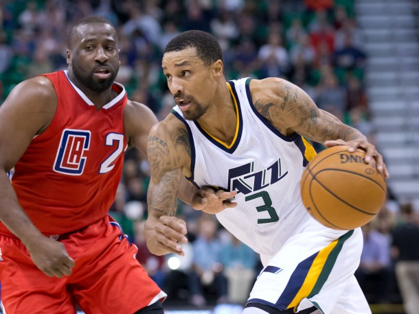 Jazz George Hill Won T Agree To Extension Today Hoops