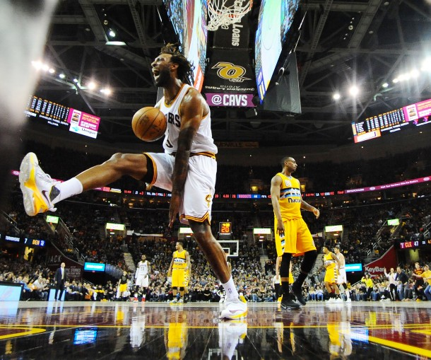 Nuggets Warriors Tiebreaker: Cavs Notes: Love, Smith, James, Williams, Lue