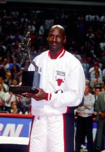 Michael Jordan vertical