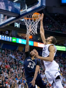 rudygobert vertical