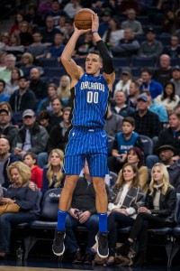 Aaron Gordon vertical