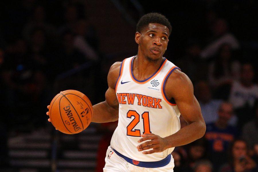 Knicks Notes: Branding, Oakley, Dotson, Udrih