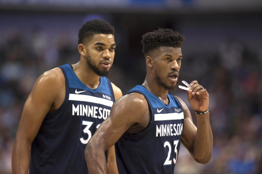 Karl-anthony-towns-jimmy-butler-900x599