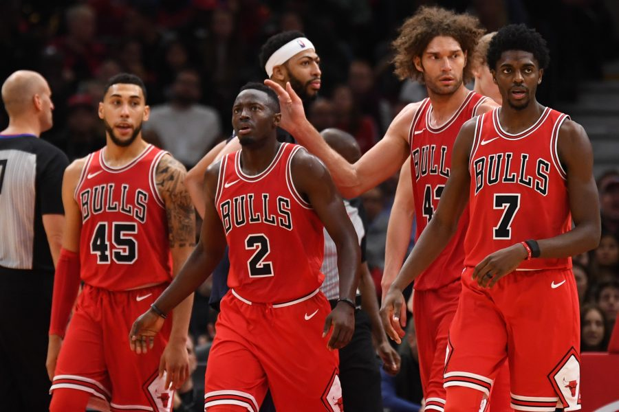 2018 Nba Offseason Salary Cap Digest Chicago Bulls