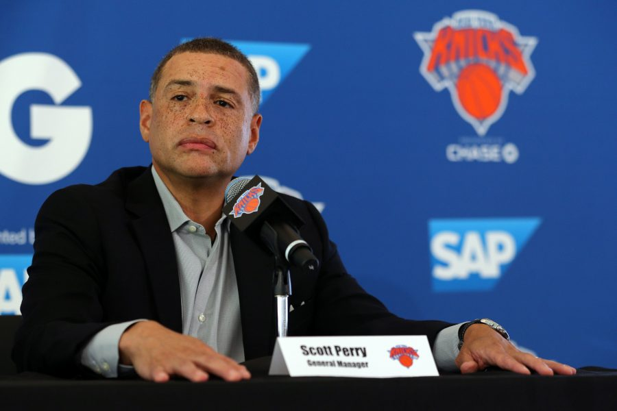 Latest On The Knicks' Front Office Shakeup