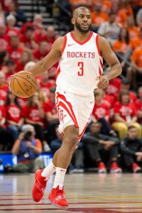 Chris Paul Signs Four Year Max Deal With Rockets Hoops Rumors