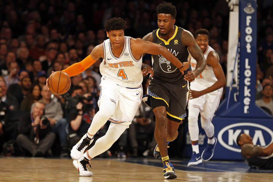 Knicks Sign Isaiah Hicks To Two-Way Deal   Hoops Rumors