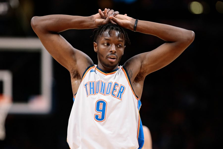 Signs Deal Three-Year Rumors Hoops Jerami | Grant Thunder With
