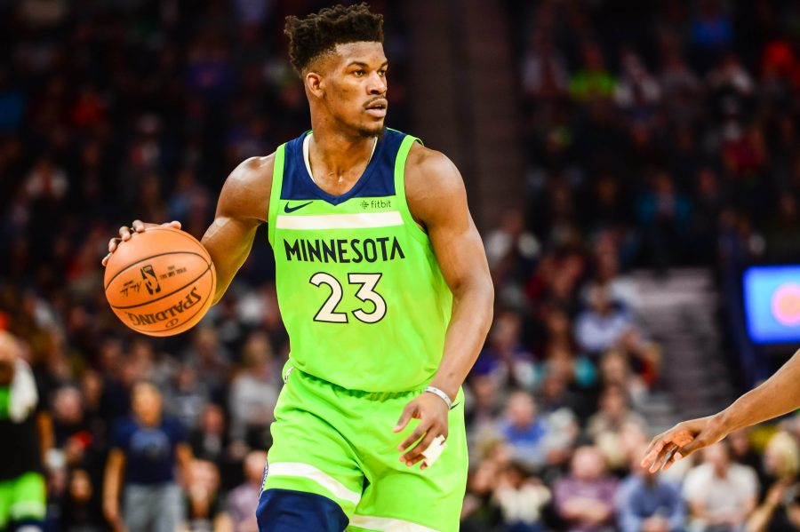 38fc554f4 Jimmy Butler Expected To Play In Wolves  Season Opener