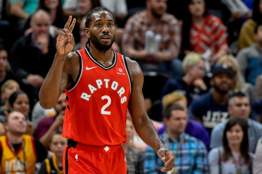 Raptors Notes: Kawhi, Wright, Rotation | Hoops Rumors
