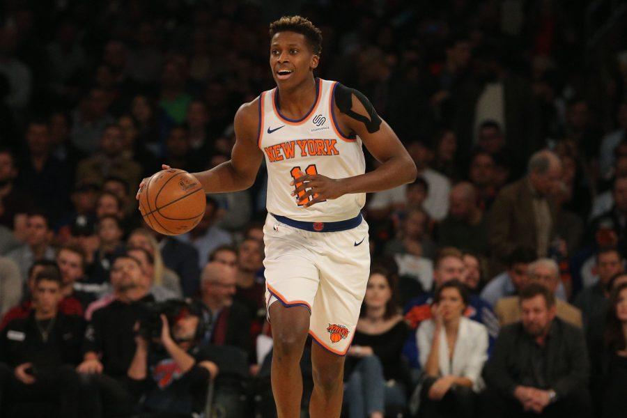 Knicks Notes: Ntilikina, Hezonja, Wall, Dotson