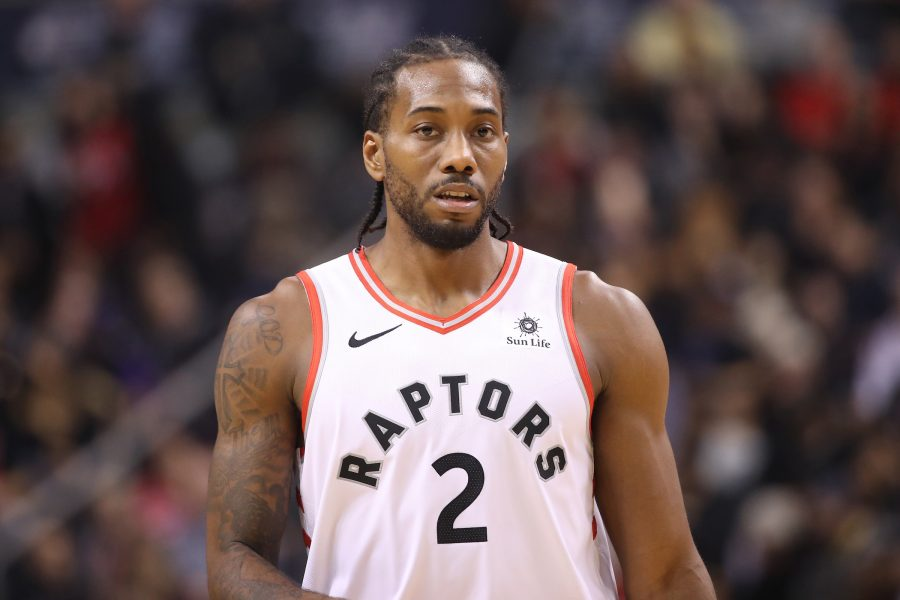 Kawhi Leonard S Uncle Discusses Spurs Raptors Free Agency Hoops Rumors