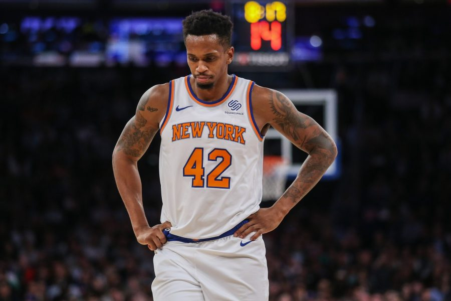 Knicks Expected To Waive Lance Thomas