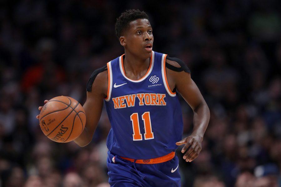 Knicks Notes: Free Agency, Knox, Ntilikina, Robinson