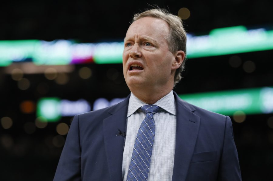 Mike Budenholzer Named Coach Of The Year By Nbca Hoops