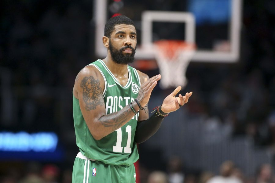 Prefer Nets Hoops | Irving May Rumors Over Knicks Kyrie