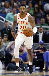 ddef1b14d94 ... Offseason Salary Cap Digest series for 2019  Guaranteed Salary. Kent  Bazemore ...