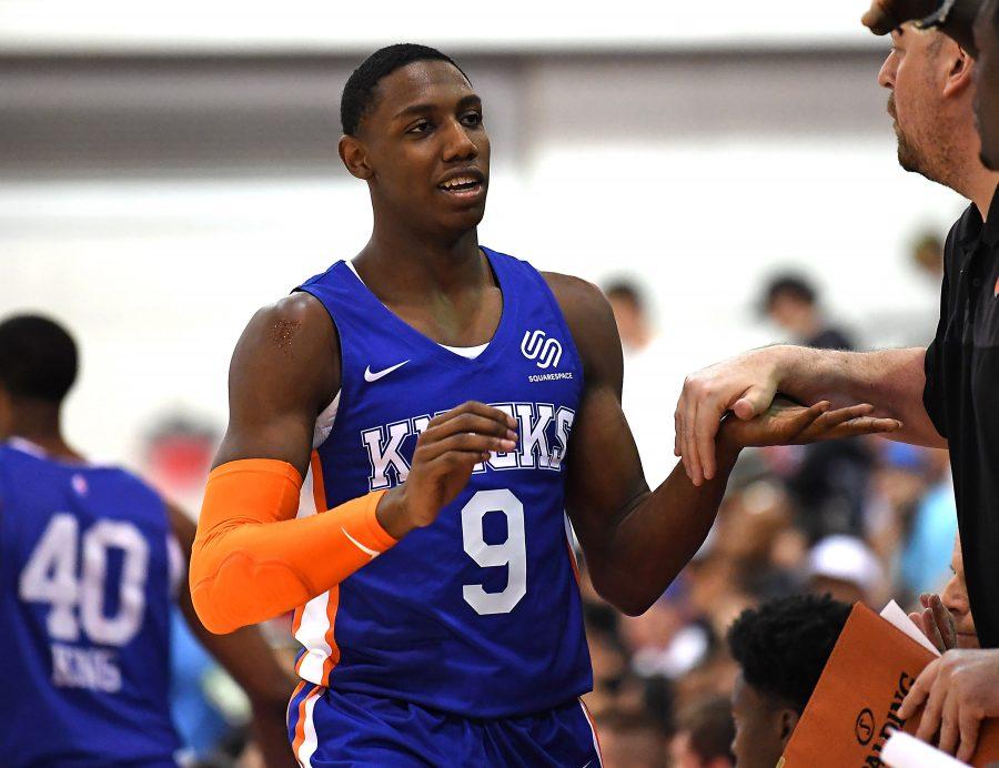 Knicks Notes: Barrett, Trier, Rotation