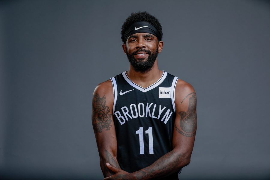 Kyrie Irving: Nets Will Take Over New York City | Hoops RumorsKyrie Irving Stats