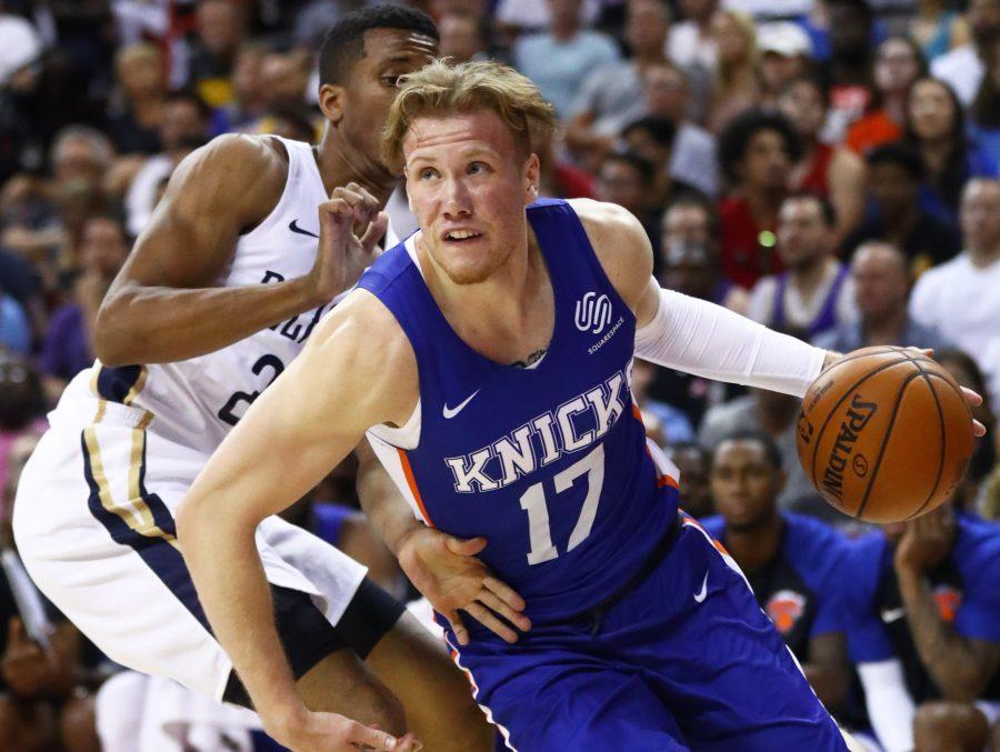 Knicks Notes: Brazdeikis, Morris, Smith Jr.