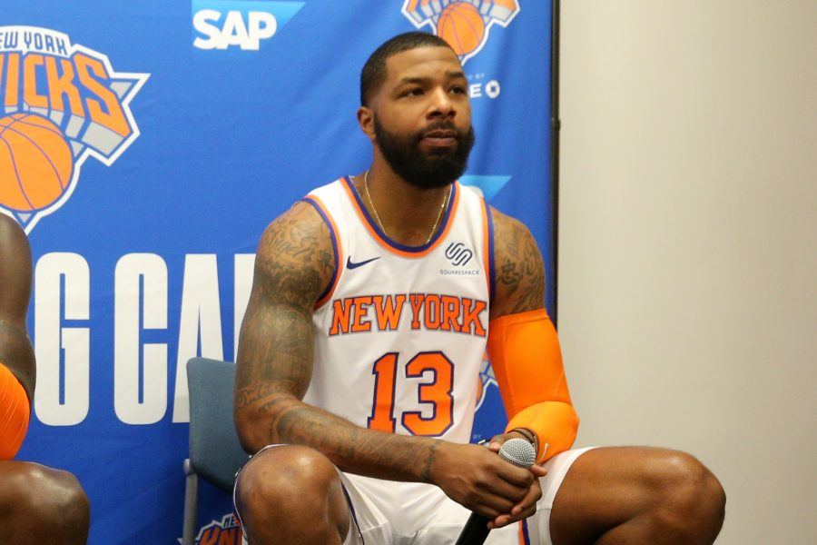 Marcus Morris Doesn't Want To Be Traded