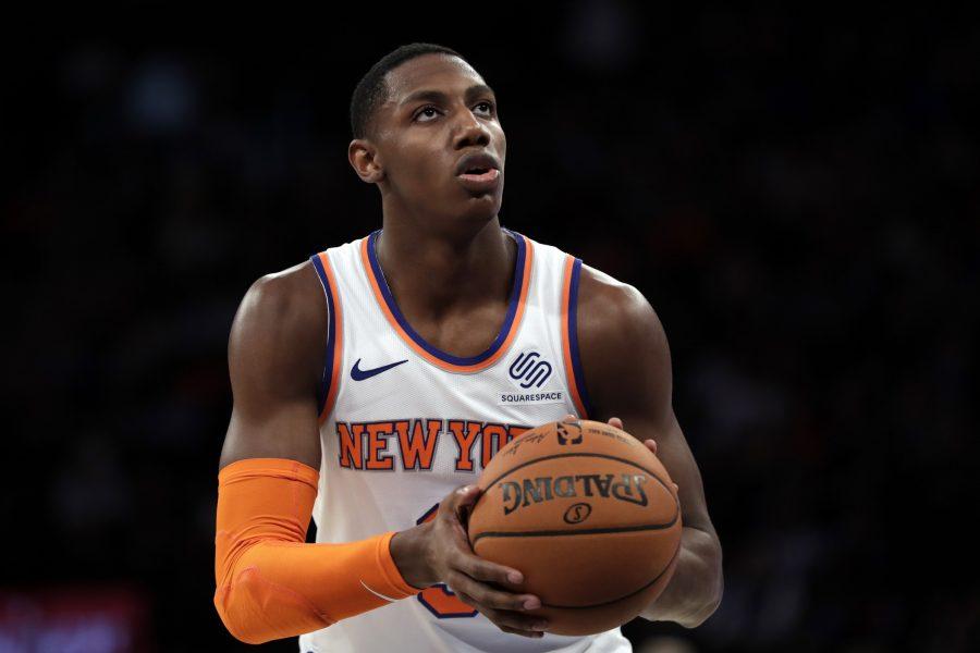 Knicks Notes: Barrett,