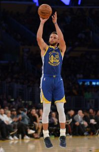 Stephen Curry Expected To Miss At Least