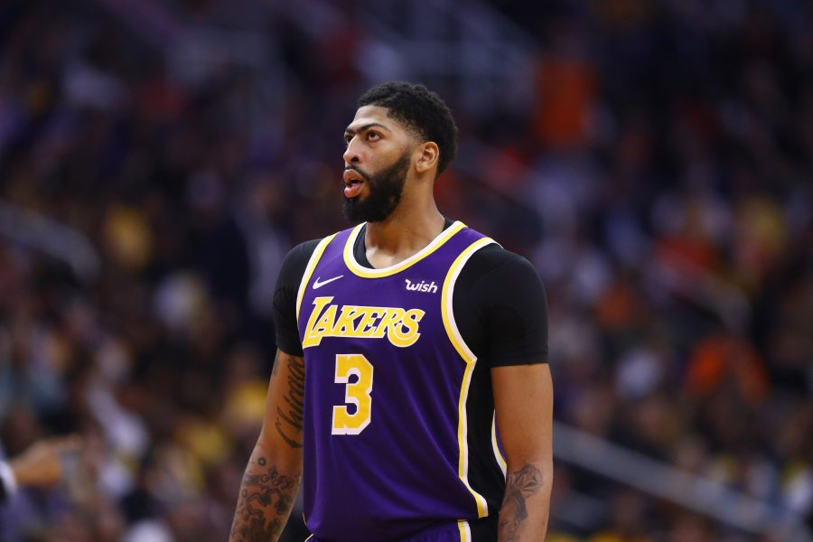 Anthony Davis Declines Lakers Extension Offer Hoops Rumors