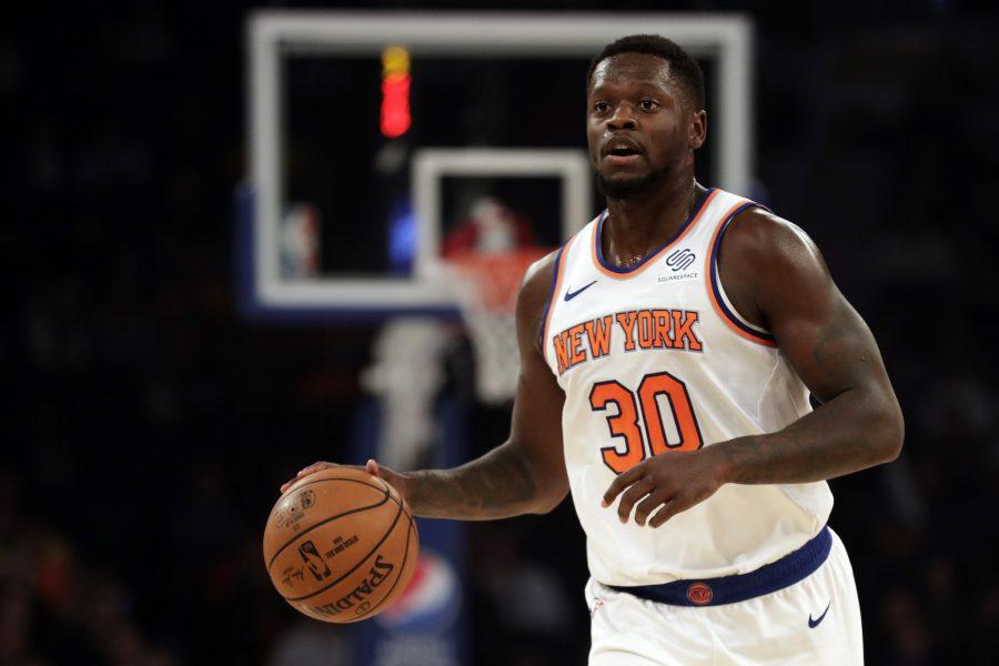 Knicks Notes: Randle, Fizdale, Dotson, Barrett