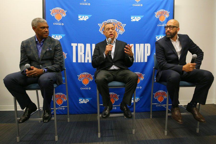 Knicks Notes: Mills, Ujiri, Smith Jr., Fizdale
