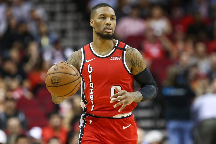 Damian Lillard Likely To Miss 3 4 More Games Hoops Rumors