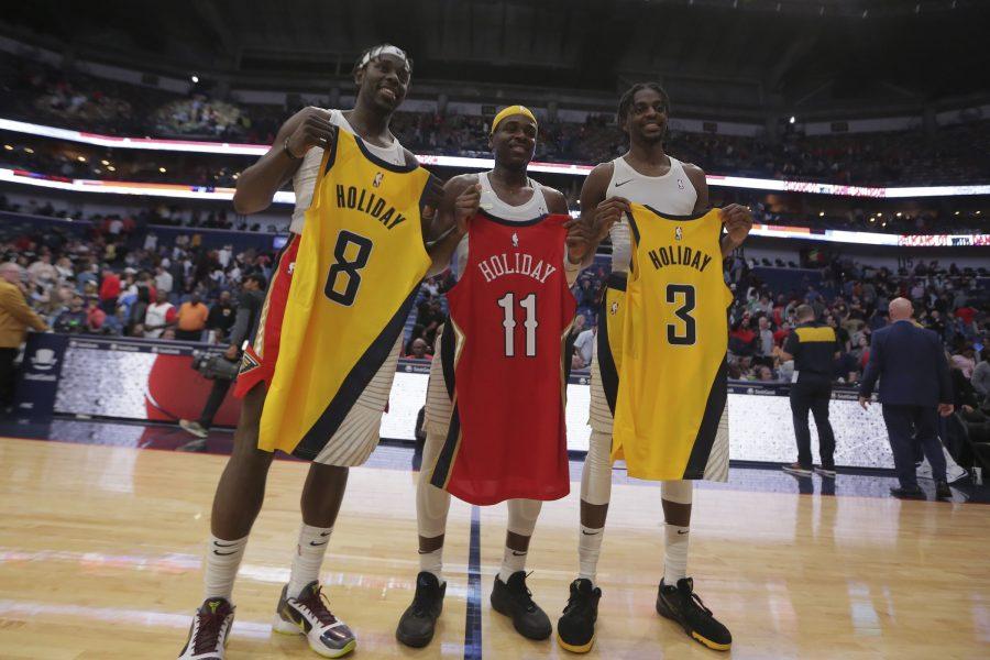 And-Ones: Holiday Brothers, Green, NBA China   Hoops Rumors
