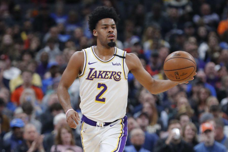 Lakers Re-Sign Quinn Cook | Hoops Rumors